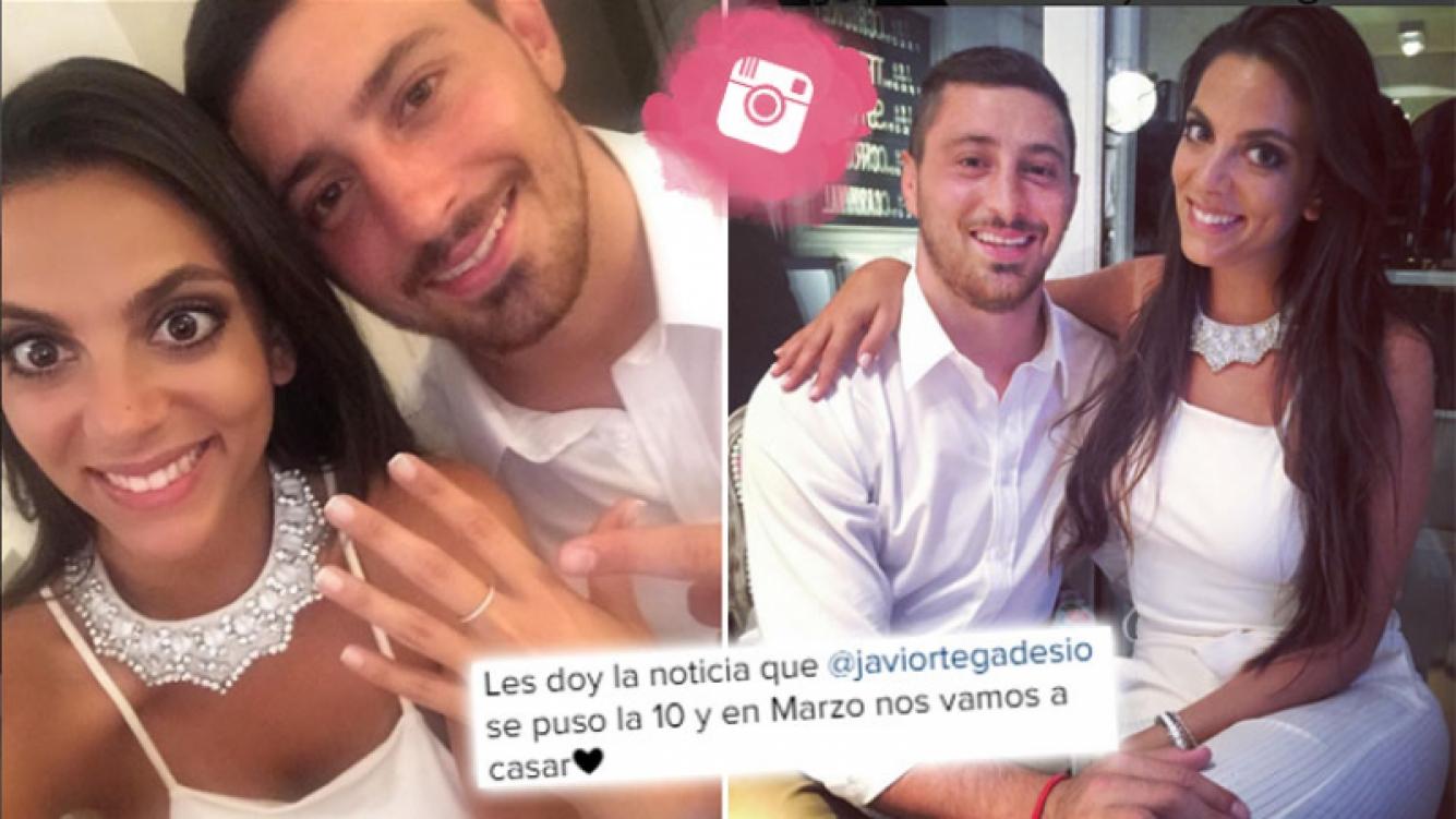 ¡Anuncio de boda! La instagramer Belu Lucius contó que se casa con el puma Javier Ortega Desio. (Foto: Instagram)