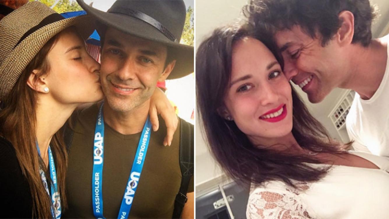 """Mariano Martínez y el """"embarazo exprés"""" de Camila Cavallo. (Foto: Instagram)"""