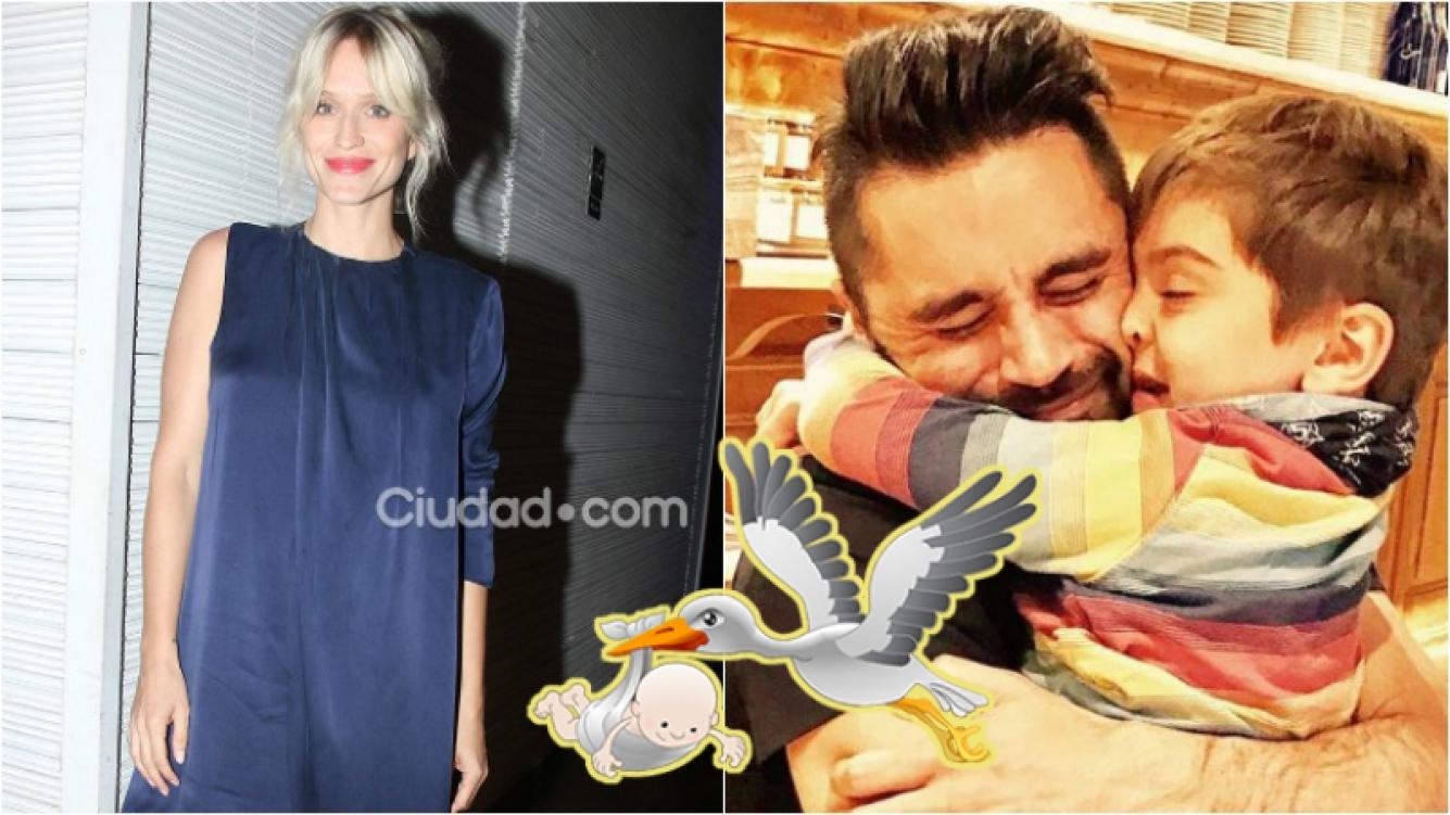 Brenda Gandini confirmó que está embarazada de su segundo hijo con Gonzalo Heredia. Foto: Movilpress/ Instagram