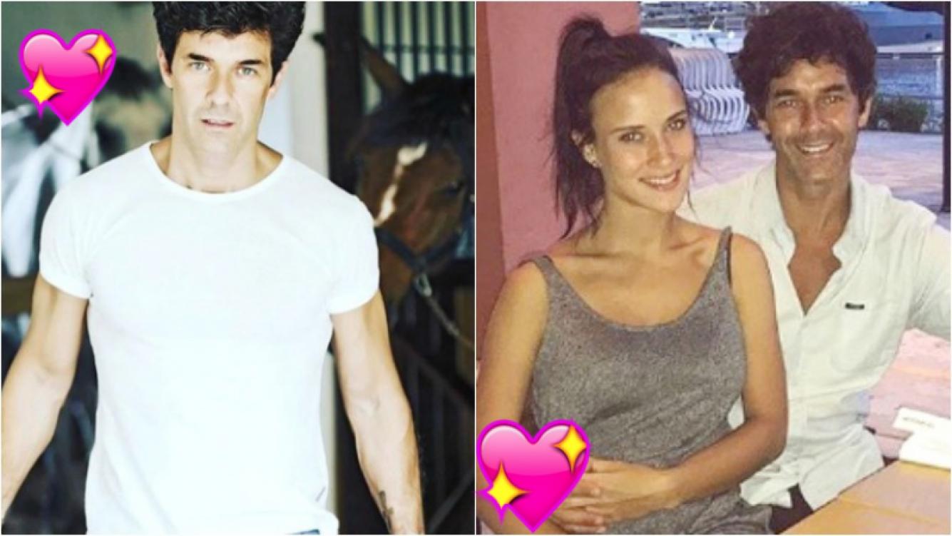 La romántica declaración de Mariano Martínez a su novia, Camila Cavallo (Fotos: Instagram)