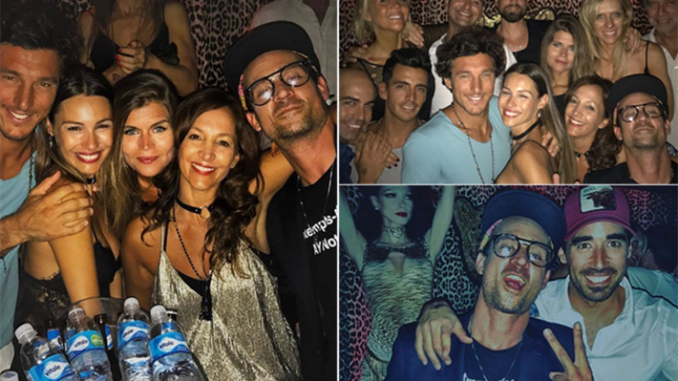 Pampita festejó su cumple por adelantado en Punta del Este (Foto: Instagram)
