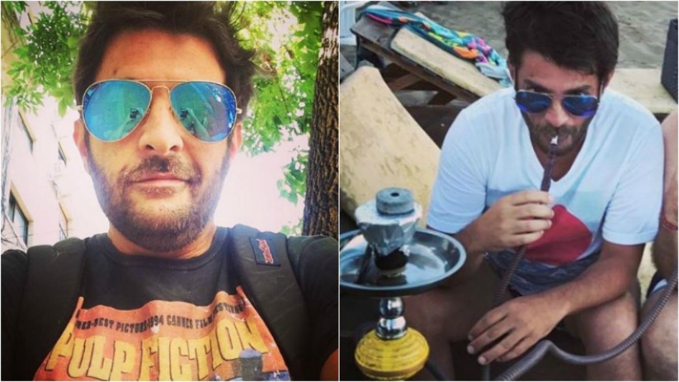 Pablo Rago se relajó en las playas de San Clemente fumando en narguile. Foto: Instagram