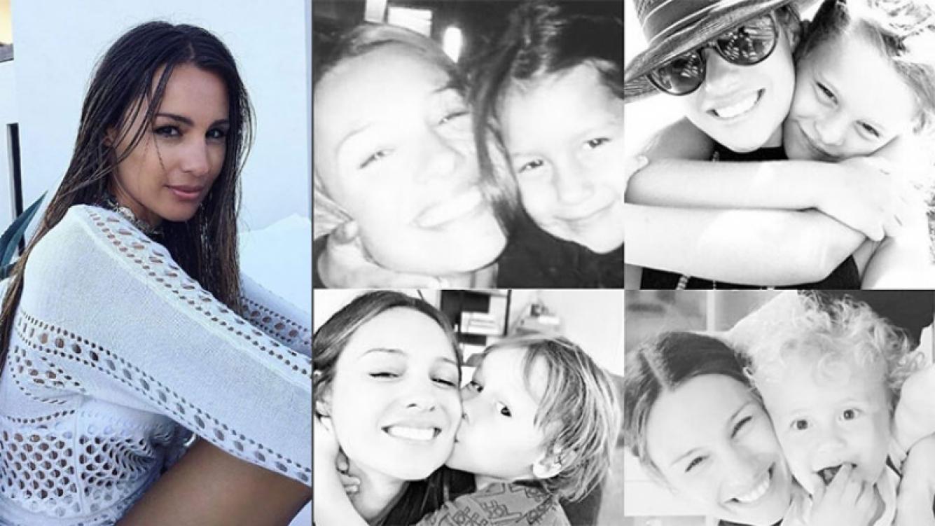 Pampita y el íntimo motivo por el que nunca lloró delante de sus hijos. (Foto: Instagram)