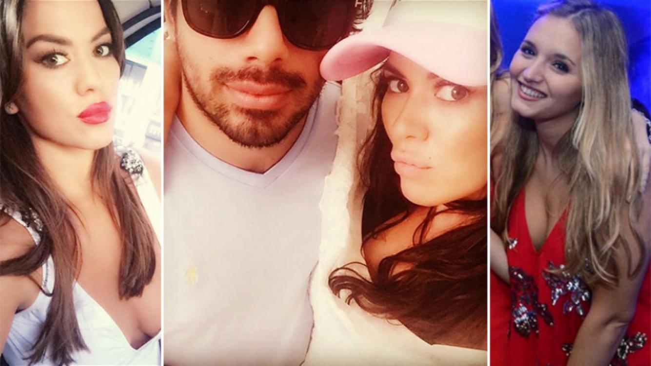 Karina Jelinek le bajó el tono a la polémica por su noviazgo. (Foto: Instagram)