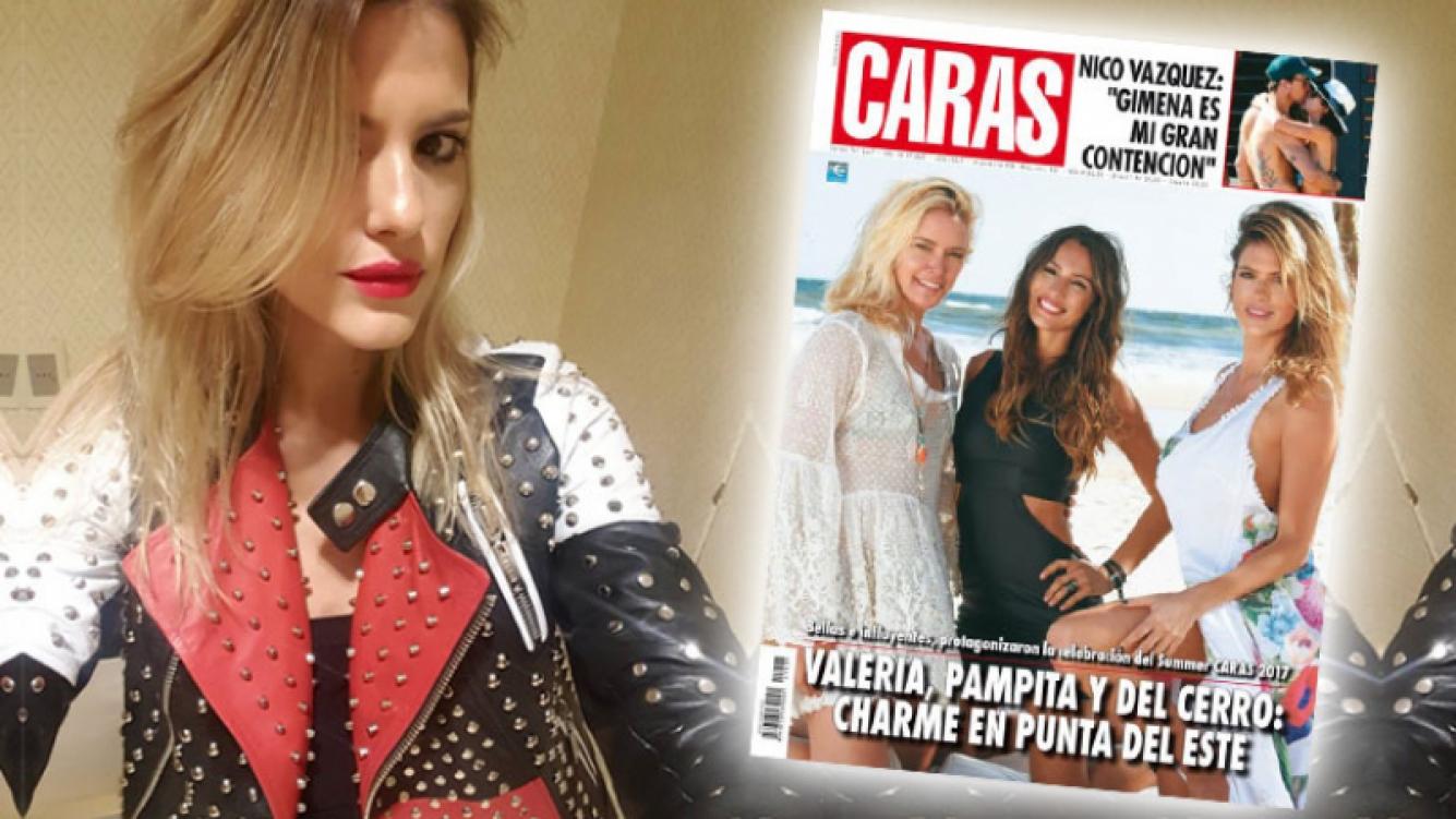 """Mery del Cerro contó el detrás de escena de su comentada tapa con Pampita: """"No charlamos, fue..."""""""