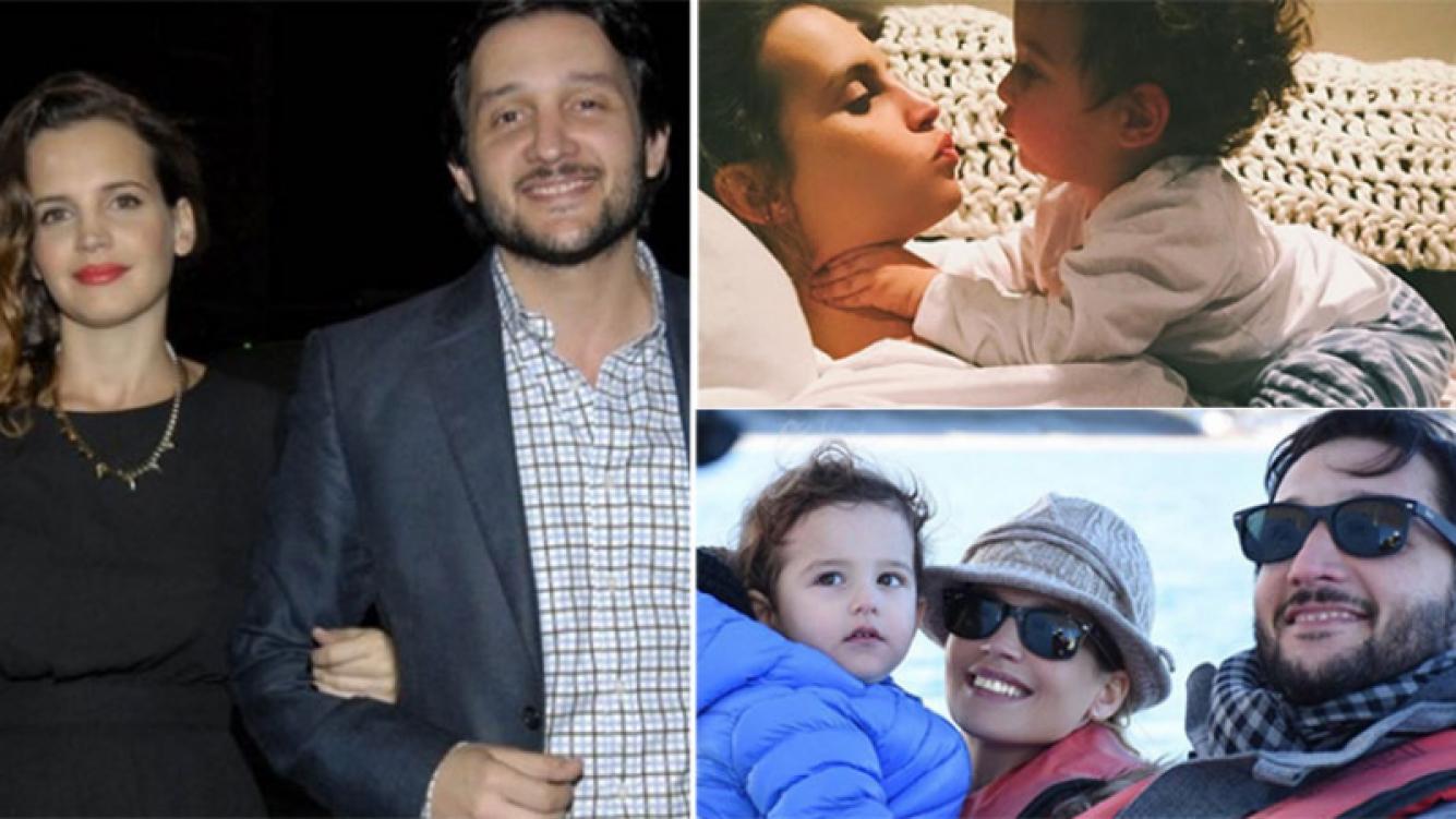 Garciarena reveló el sexo del bebé que viene en camino (Foto: Instagram)
