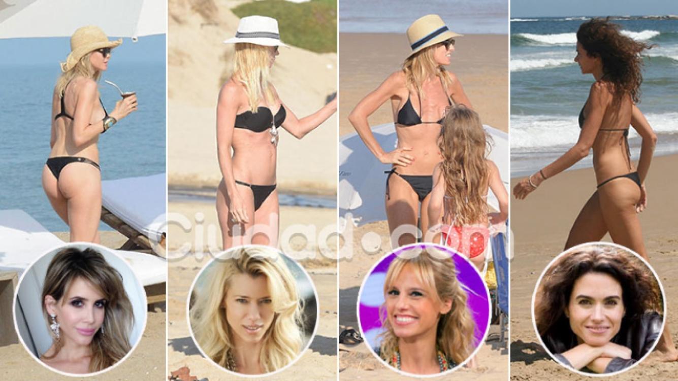 Mujeres reales, belleza sin retoque: mirá las fotos sin Photoshop de las diosas argentinas en el verano. (Foto: GM Press - Ciudad.com)