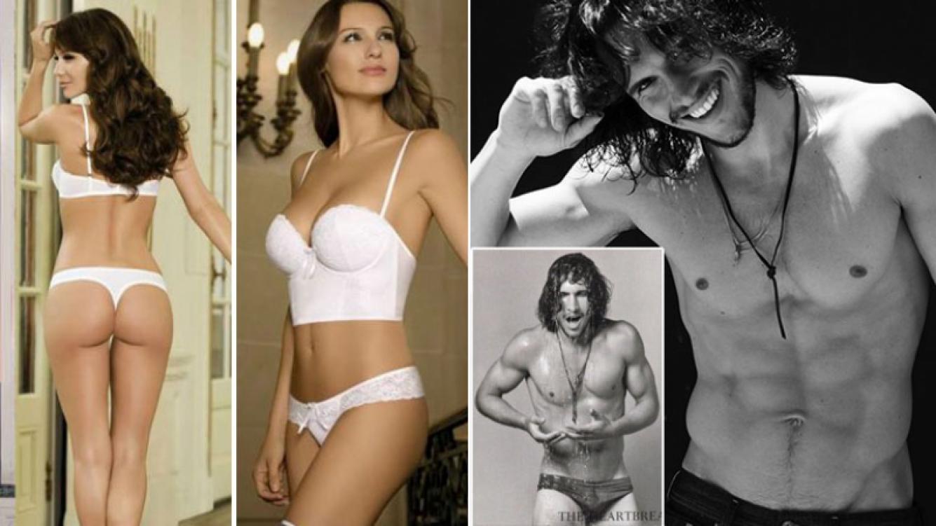 Pampita protagonizará un thriller erótico y Juan Sorini será quien la seduzca. Foto: Web