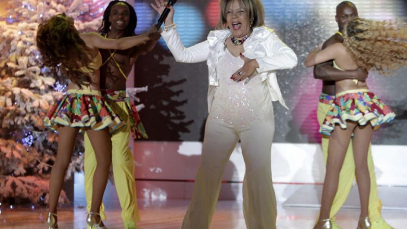 """Murió carbonizada la cantante de """"La Lambada"""" tras sufrir un robo"""