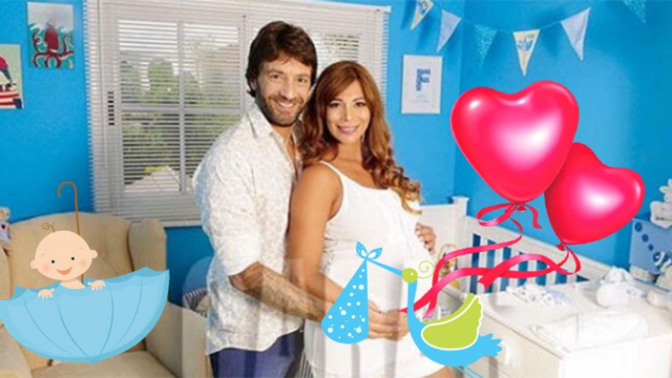 ¡Llegó el primer famoso de 2017! Nació Félix, el primer hijo de Ximena Capristo y Gustavo Conti