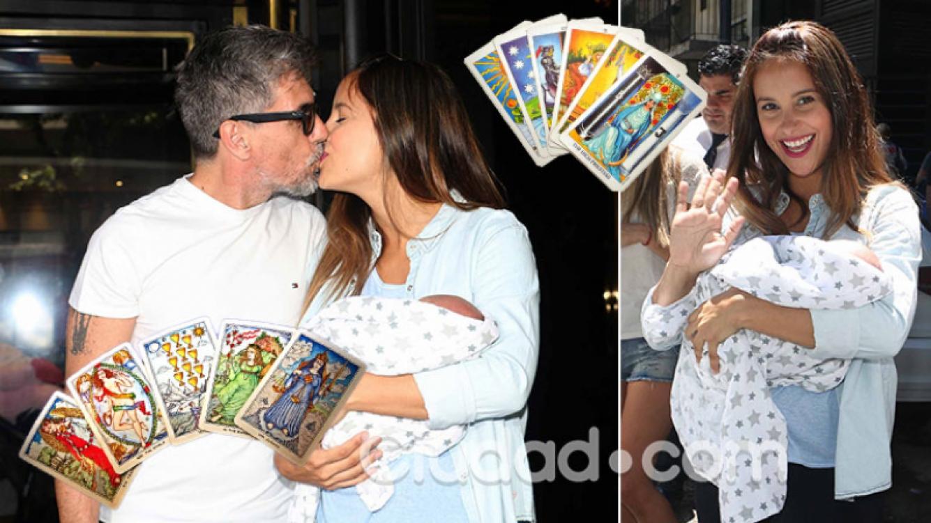 ¿Se cumplirá? Mirá qué especial revelación le hicieron a Lourdes Sánchez. (Foto: Ciudad.com)