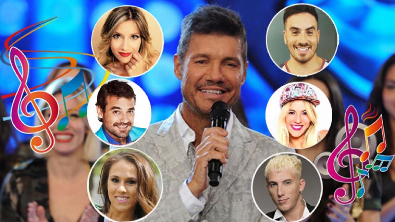 Los seis famosos que Tinelli requirió para Bailando 2017