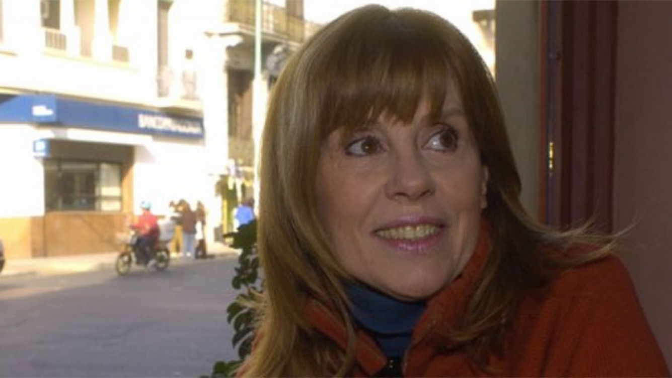 Murió la conductora Julieta Magaña. (Foto: Web)