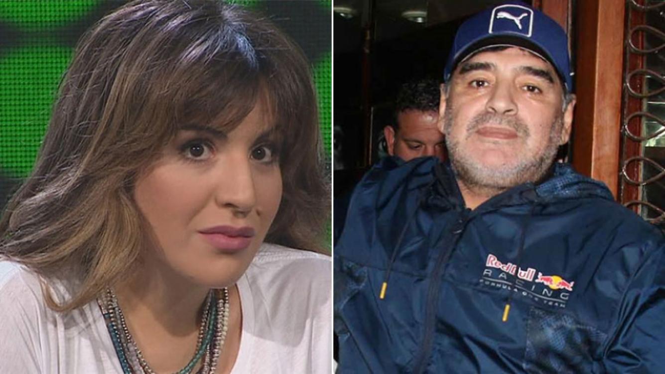 Gianinna Maradona, tras las declaraciones de Diego sobre su distanciamiento (Foto: Web)