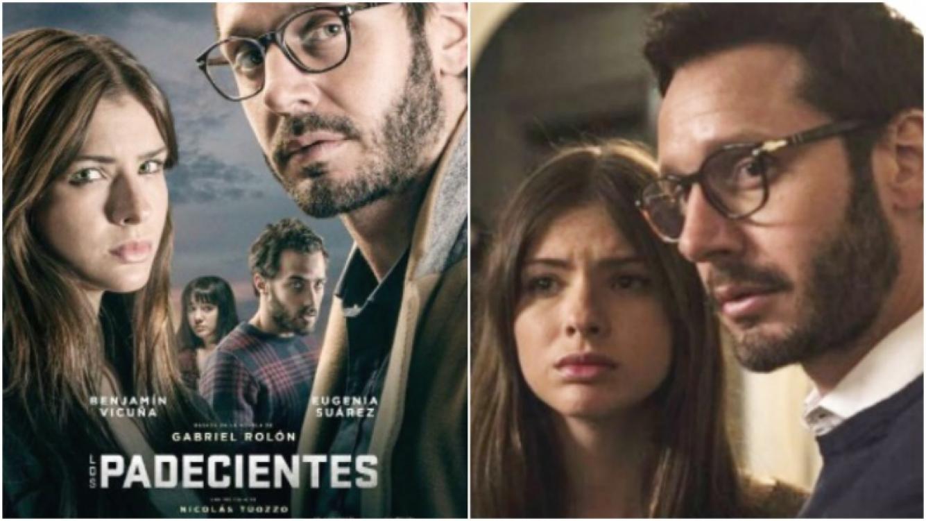 Mirá el póster de Los padecientes, la nueva película de la China Suárez y Benjamín Vicuña (Foto: Instagram)