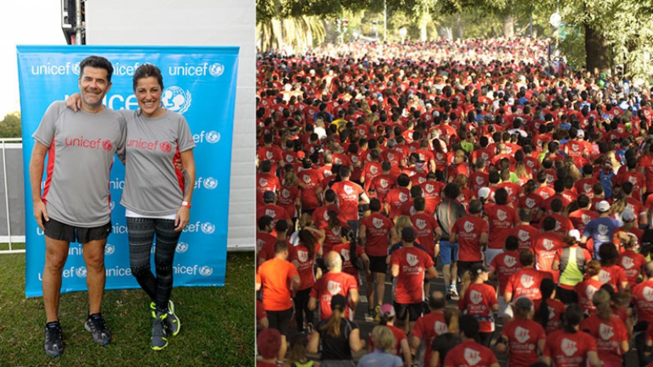 Julián Weich y Maju Lozano conducirán a beneficio de UNICEF