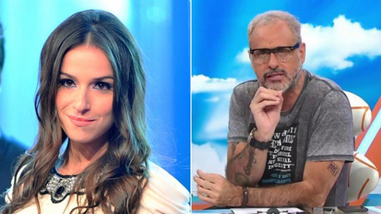 Sofía Pachano se descargó en Twitter tras la crítica de Jorge Rial. (Fotos: archivo Web)
