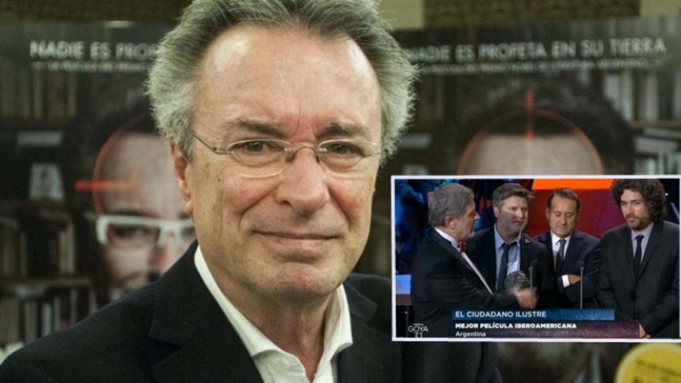 El ciudadano ilustre ganó el Goya a la Mejor película iberoamericana (Foto: web)