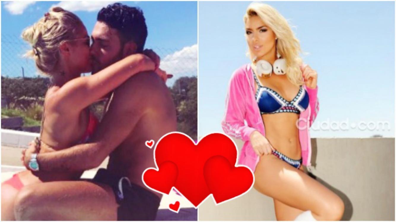 Ailén Bechara dio detalles de cómo la conquistó su novio, con quien sale desde hace 5 meses (Fotos: Instagram y Ciudad.com)