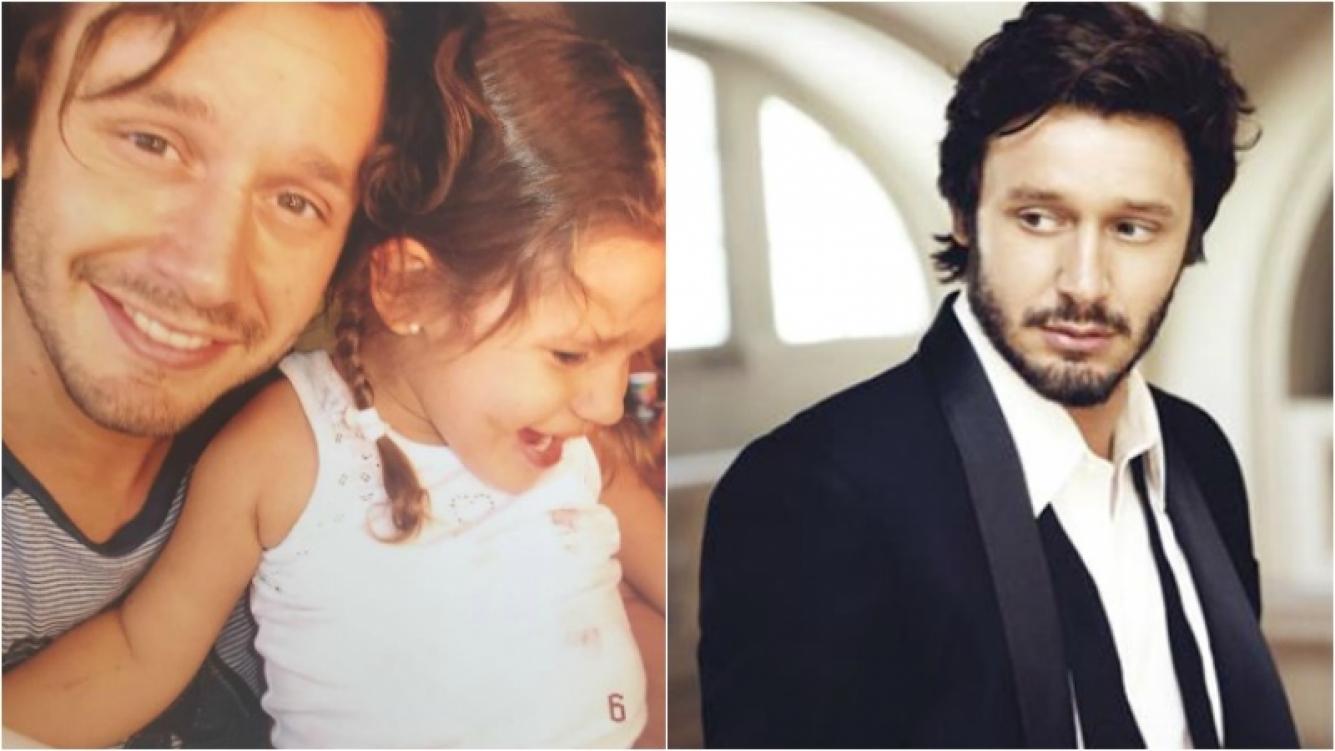 """El emotivo recuerdo de Benjamín Vicuña a su hija Blanquita: """"Niña de mis ojos"""" Foto: Instagram"""