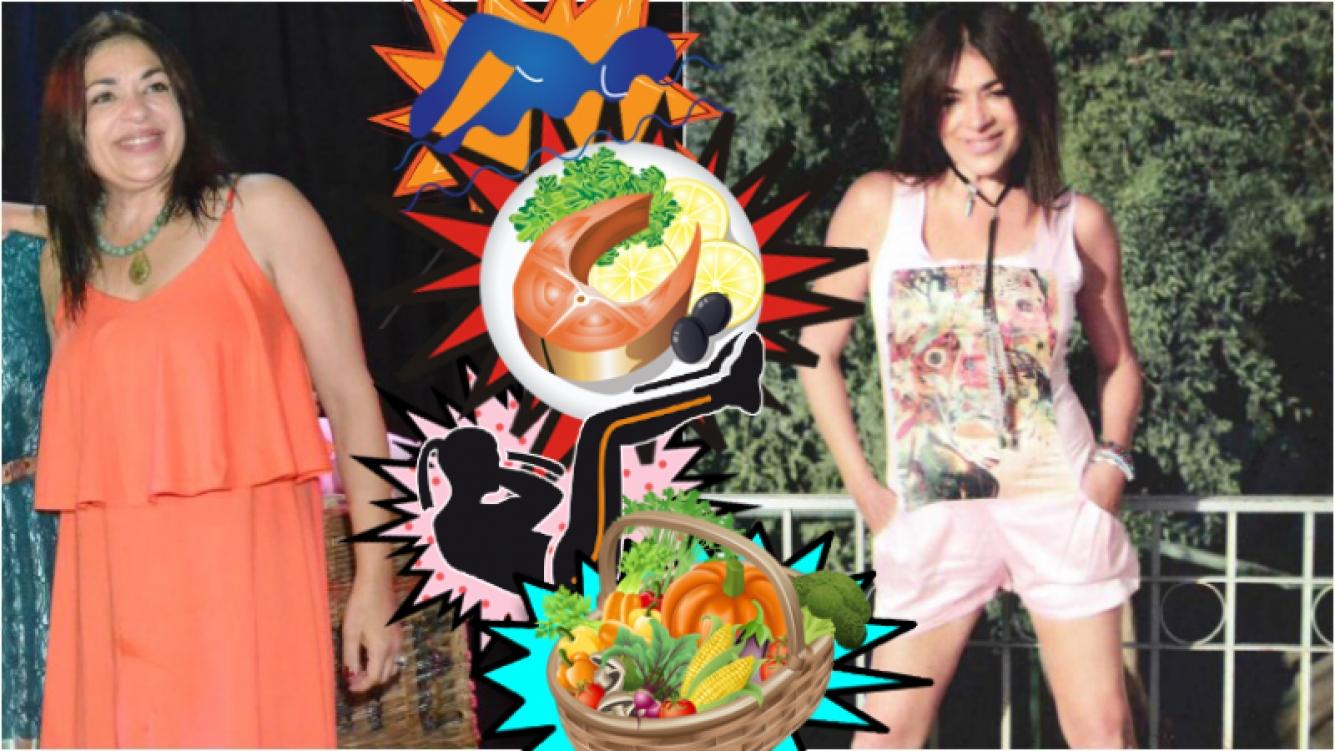 ¡Siempre diosa! Los secretos de Claribel Medina para bajar 13 kilos. Foto: Revista Paparazzi/ Web