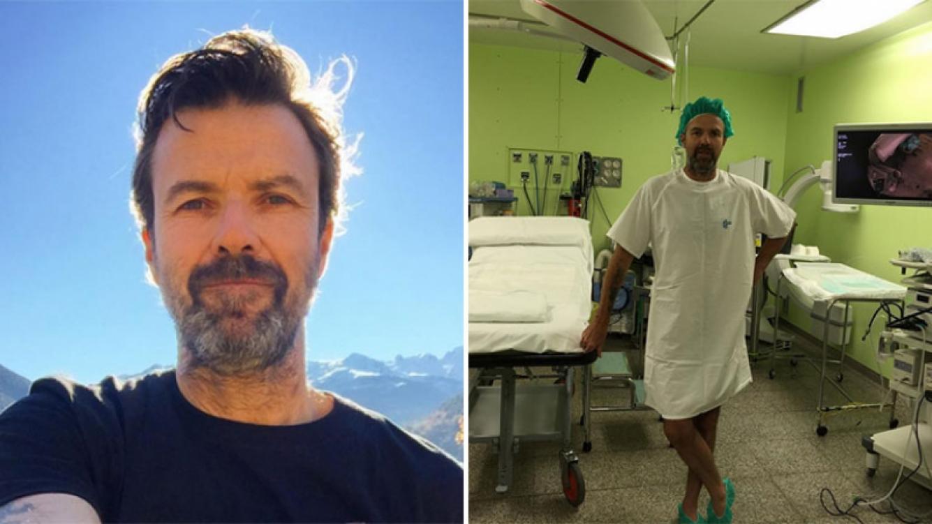 El líder de Jarabe de Palo volvió a padecer cáncer de colon. Foto: Instagram