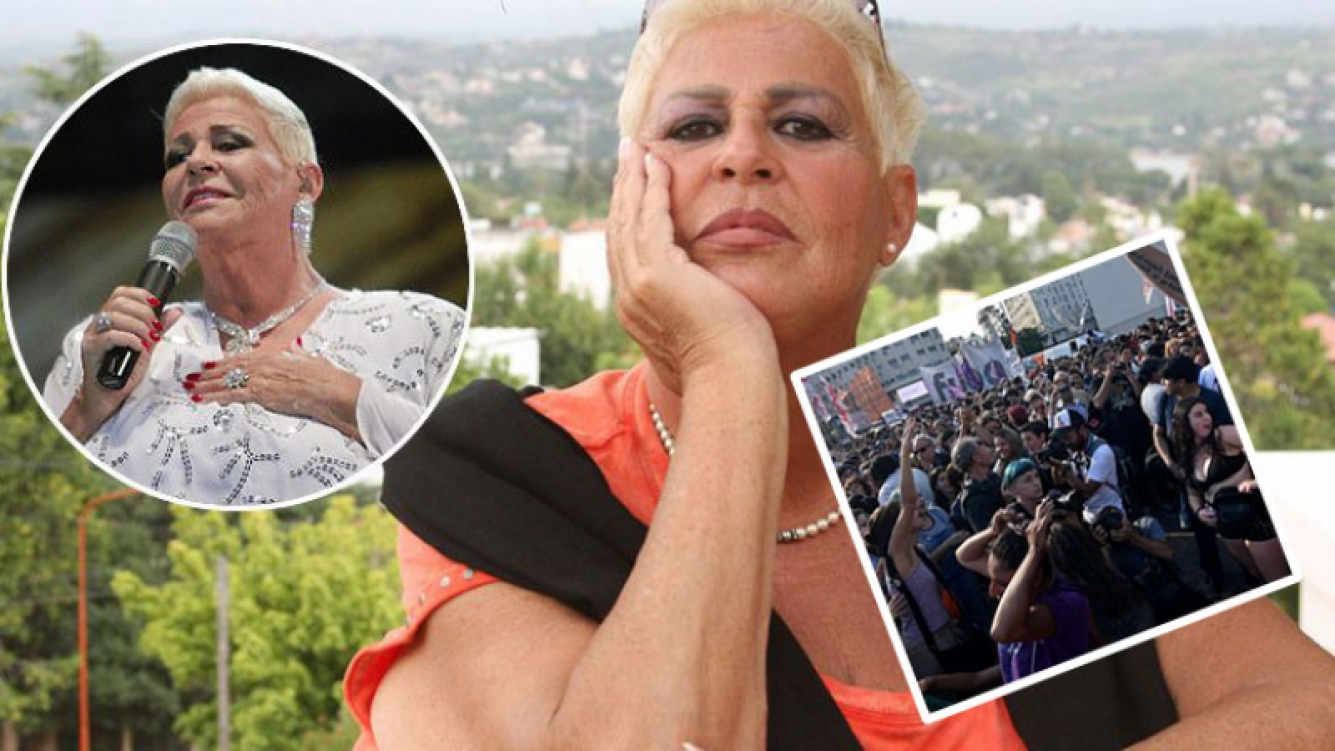 María Martha Serra Lima repudió el Tetazo. Foto: Web