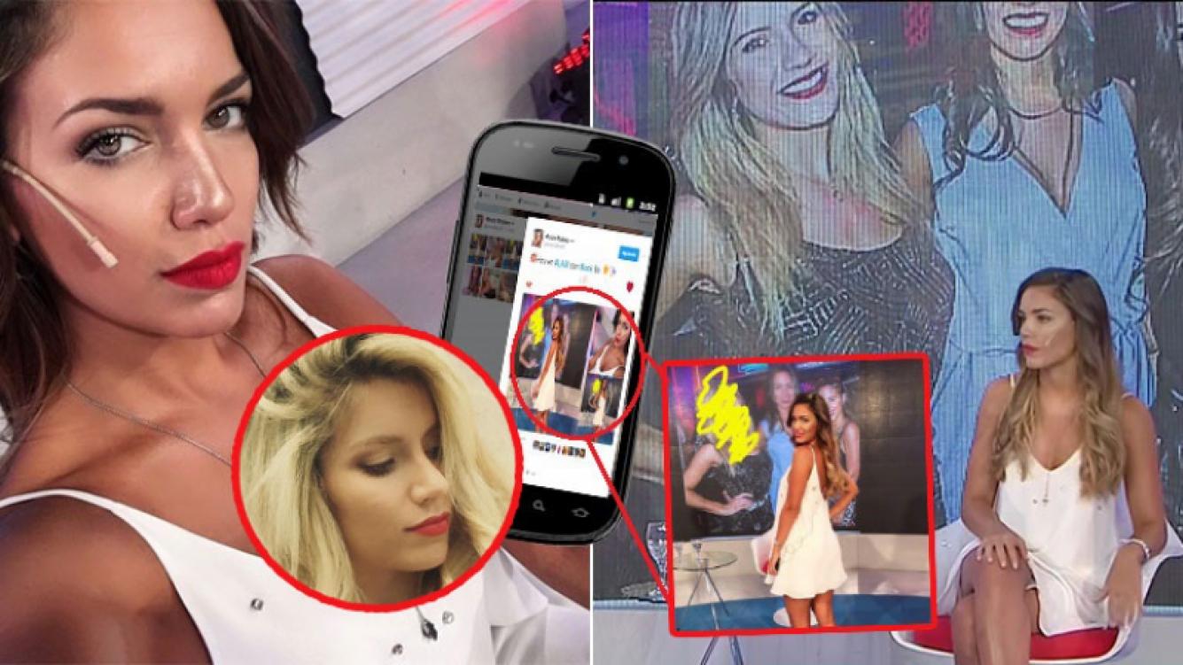 Rocío Robles y una nueva provocación a Laurita Fernández en Twitter (Foto: web y Twitter)