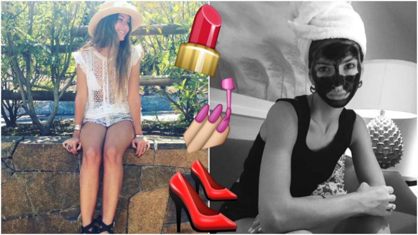 Los secretos de la China Suárez para lucir espléndida (Fotos: Instagram)
