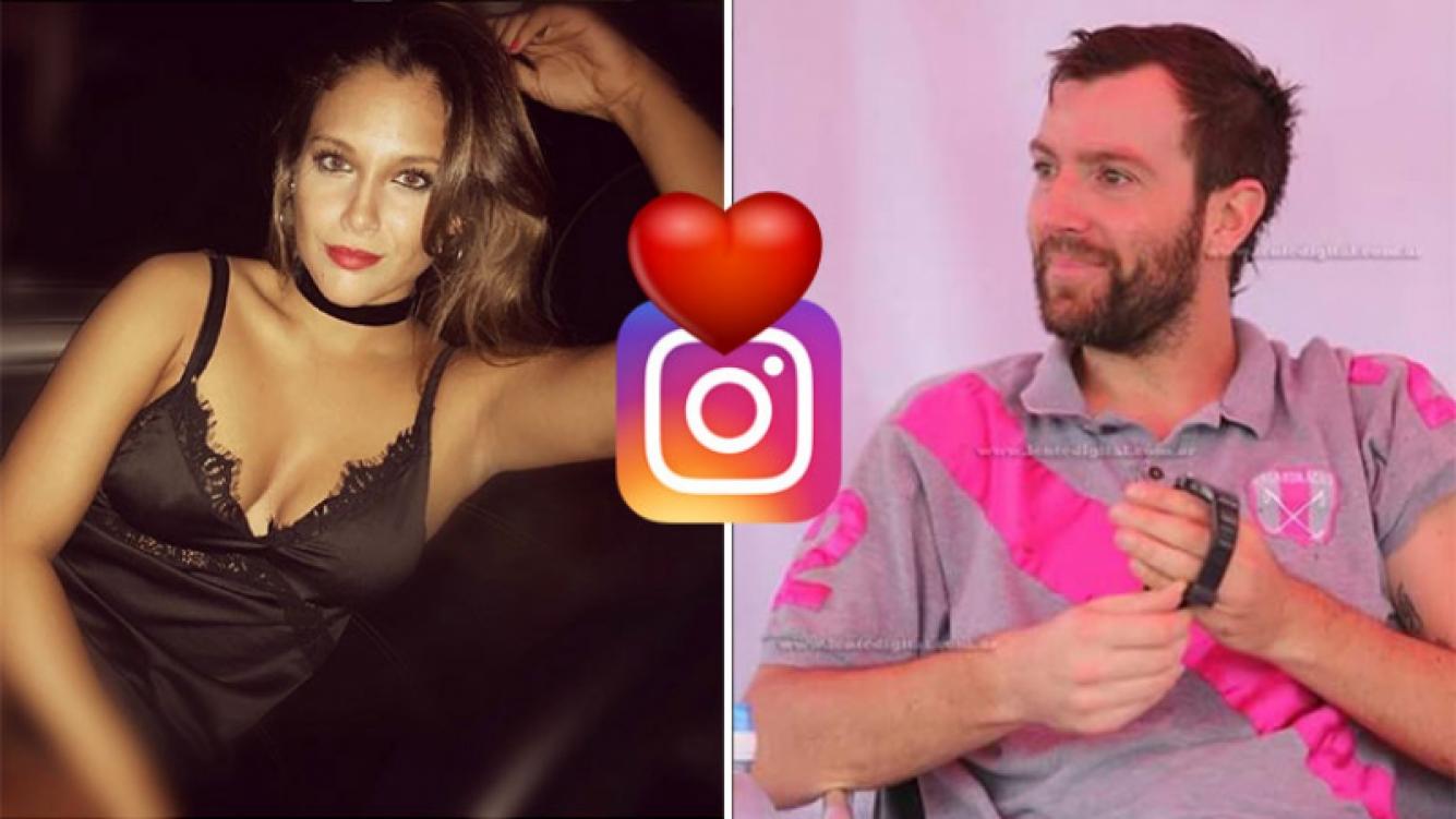 """Barbie Vélez le dio su """"corazón"""" en Instagram a Polito Pieres. (Foto: Instagram)"""