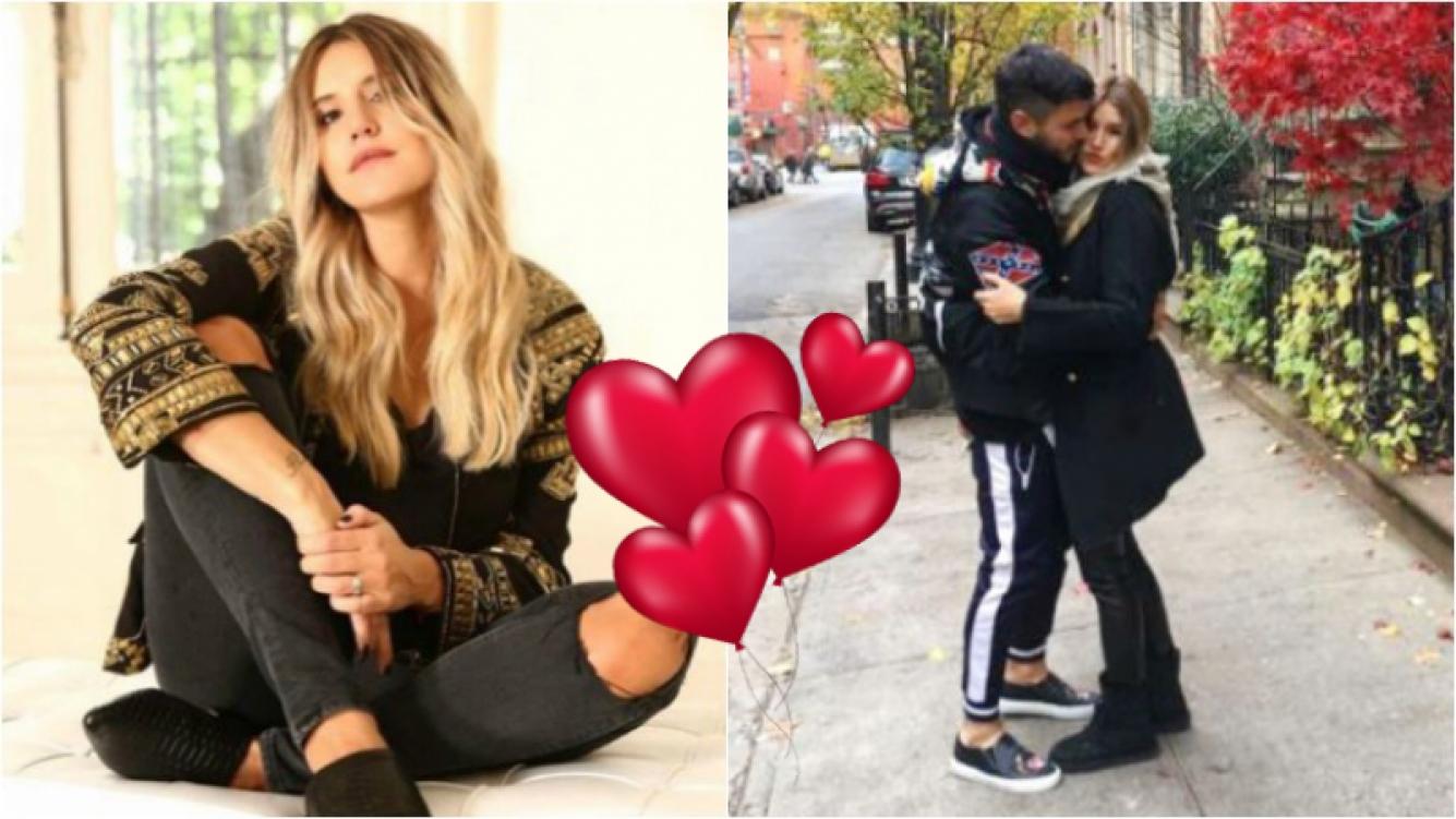 Mica Tinelli eligió el Día de los Enamorados para presentar a su novio Guido Iannaccio. Foto: Instagram