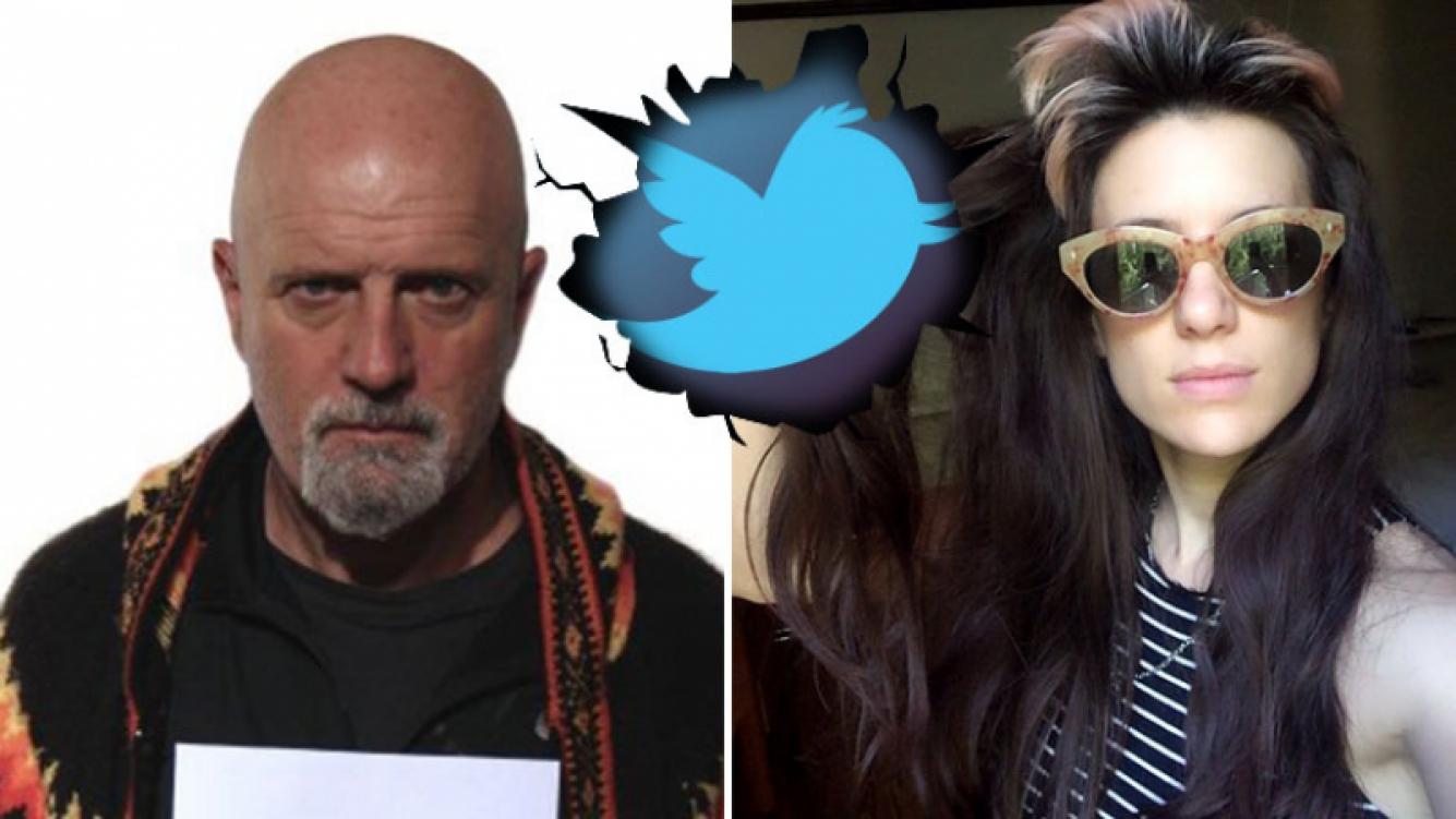 Gustavo Cordera se cruzó con Malena Pichot en Twitter. (Foto: Twitter)