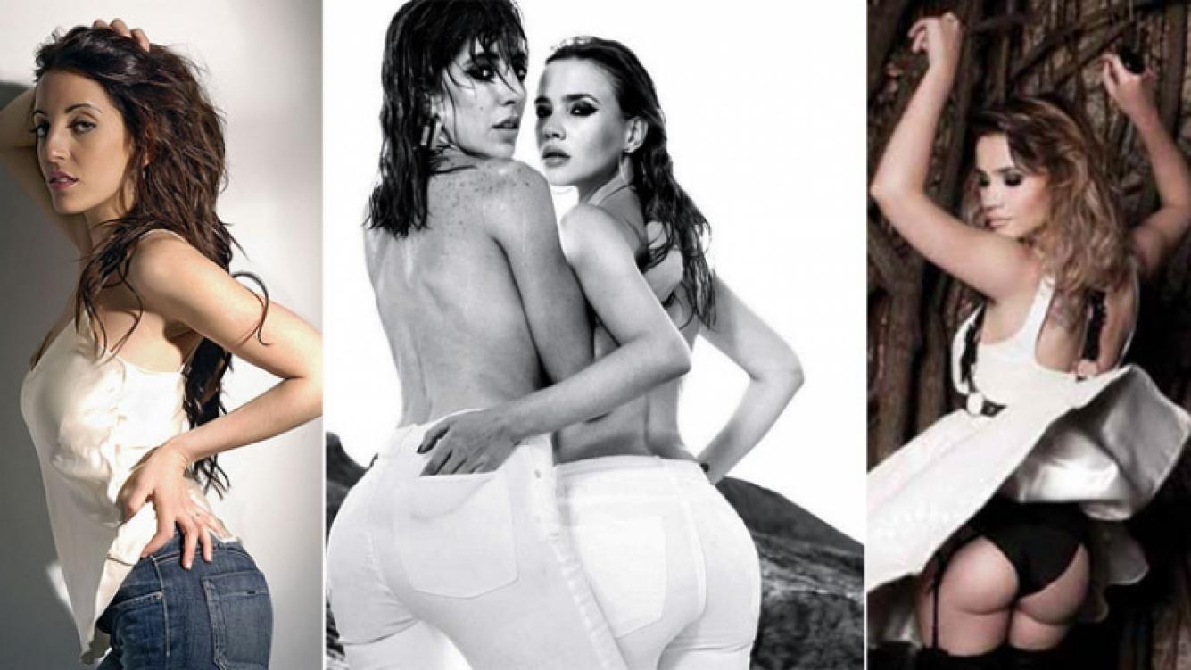 Celeste Cid y Paula Kohan calentaron Instagram con una foto hot (Fotos: Instagram)