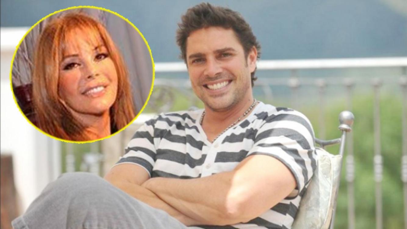 Matías Alé confesó que Graciela Alfano fue la relación más importante de su vida (Fotos: Web)