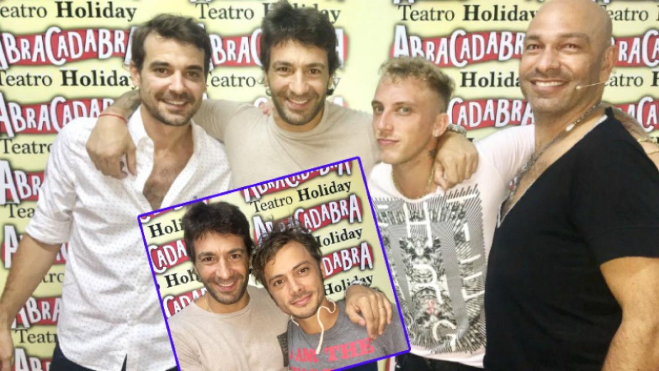 Gustavo Conti reemplazará a Tomás Fonzi en la gira de Abracadabra (Fotos: Prensa)