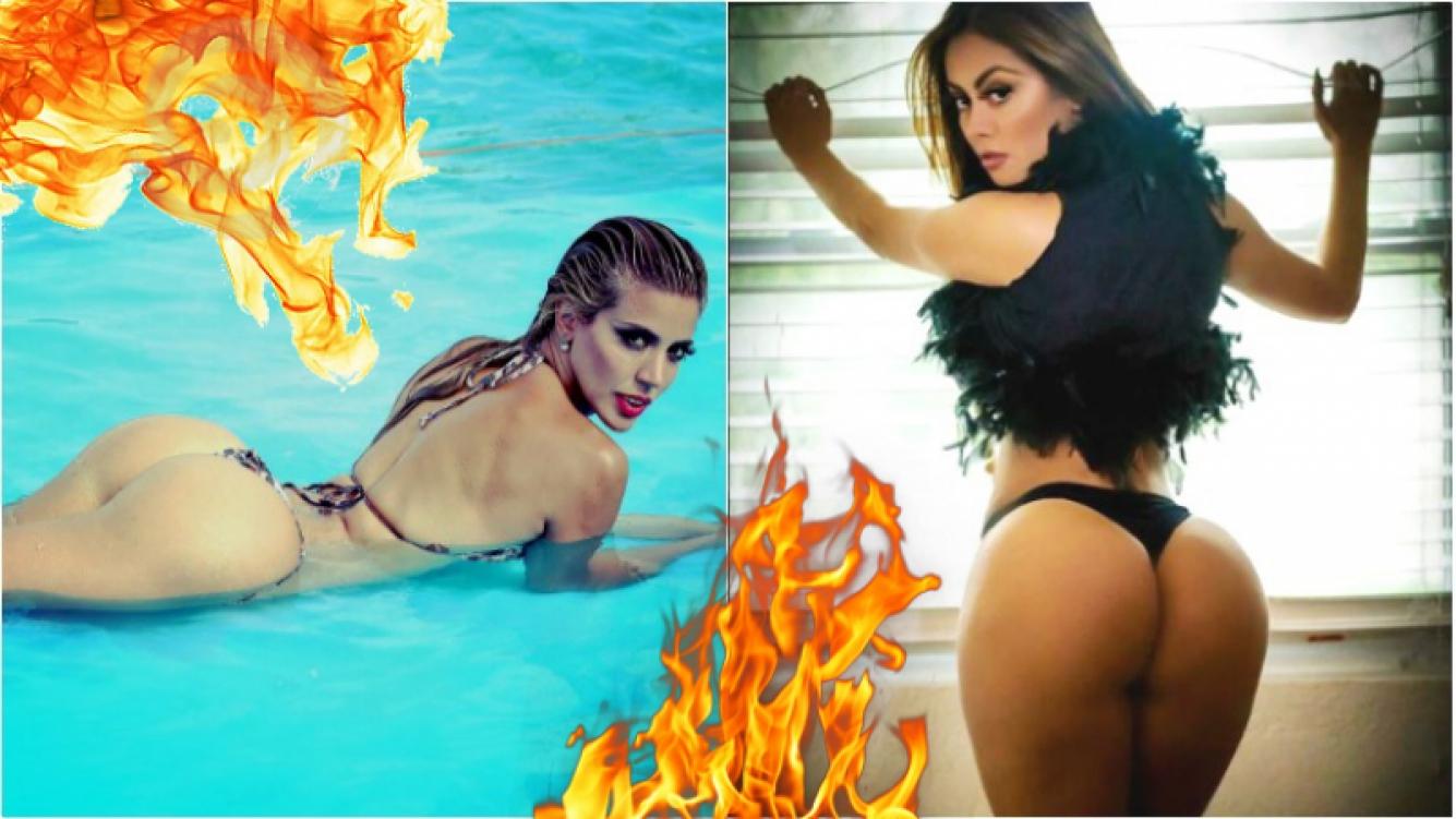 """La respuesta hot de Virginia Gallardo a la vedette paraguaya que le dijo """"pasada de peso y de edad"""" Foto: Instagram"""