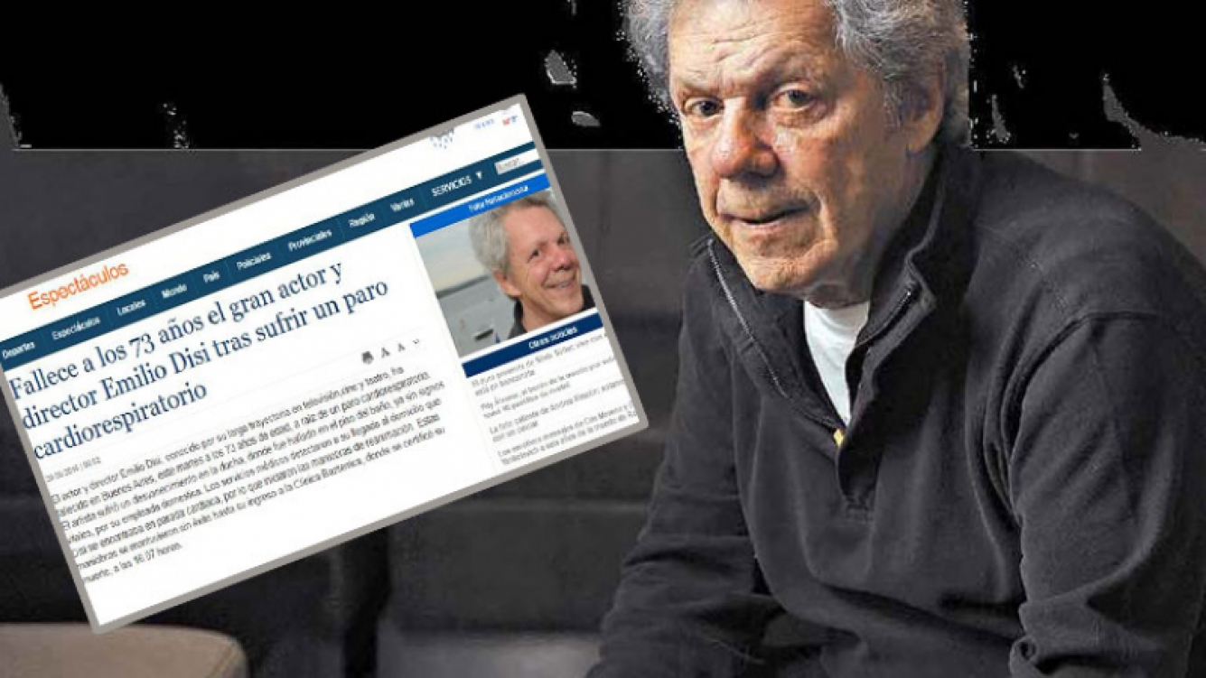 """Tras la noticia de su """"falsa muerte"""", Disi relató cómo le gustaría morir. Foto: Web."""