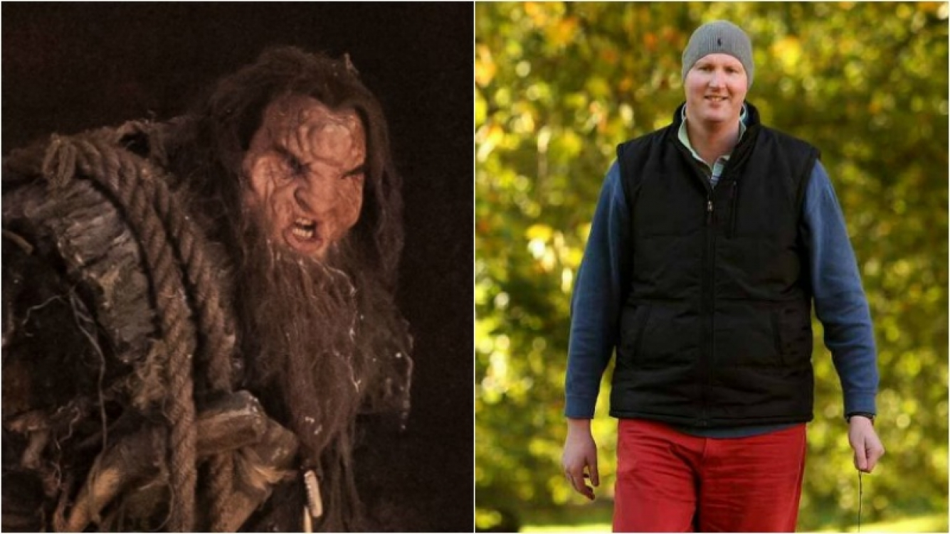 Murió Neil Fingleton, el gigante de Game of Thrones, a los 36 años por un fallo cardíaco