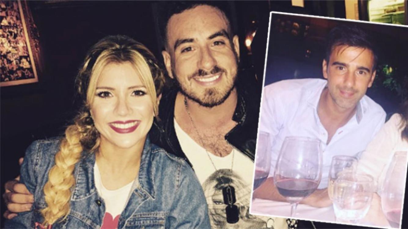 Fede Bal y Laurita Fernández compartieron una romántica cena (Foto: web)