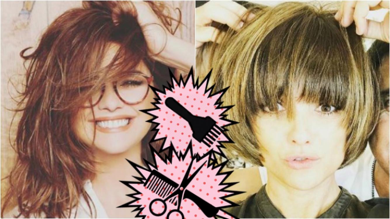 El cambio de look de Araceli González para Los puentes de Madison con pelo corto y nuevo color