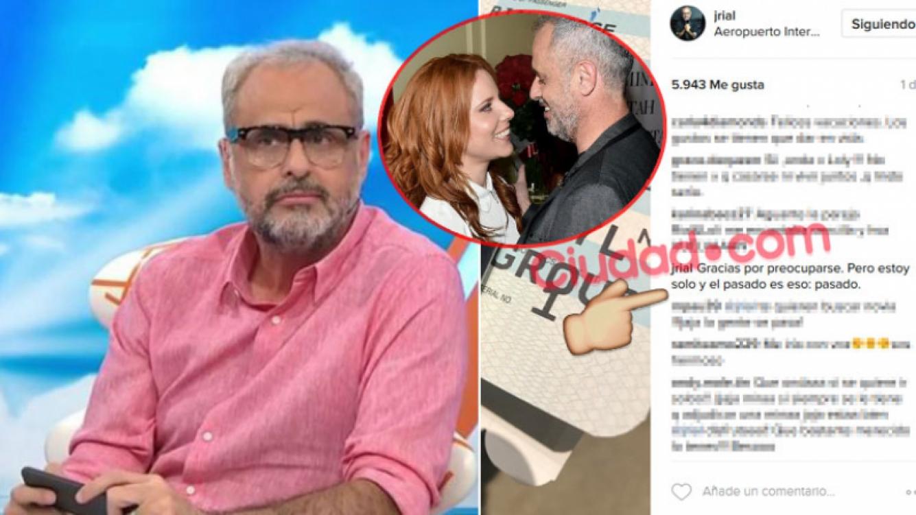 El mensaje de Jorge Rial en Instagram tras enterarse del embarazo de Agustina Kämpfer.