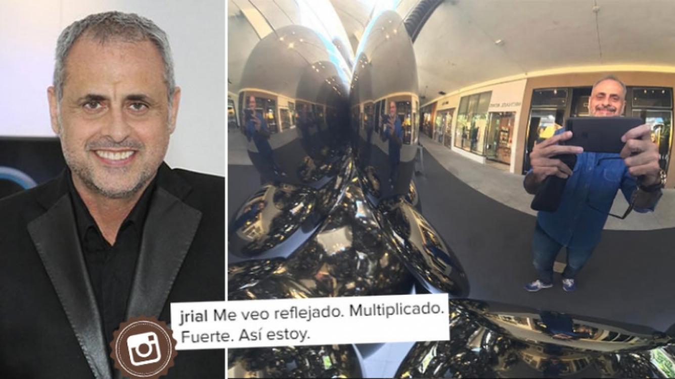 ¡Inquebrantable! El mensaje de ánimo de Rial desde Miami, en medio del explosivo embarazo de Kämpfer.