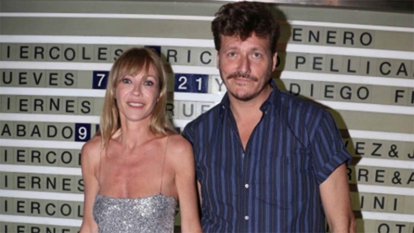 Inés Estévez y Javier Malosetti, separados
