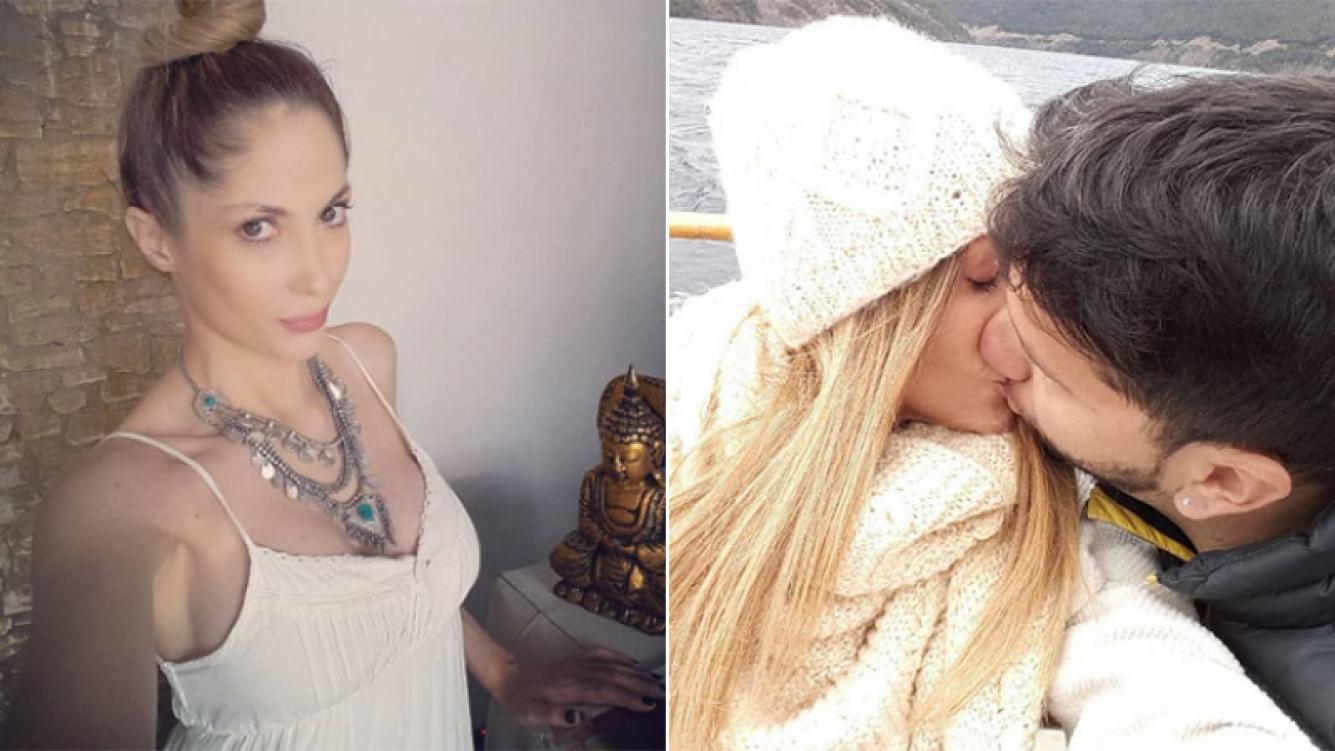 Vanesa Carbone, embarazada de Lucho González (Foto: Instagram)