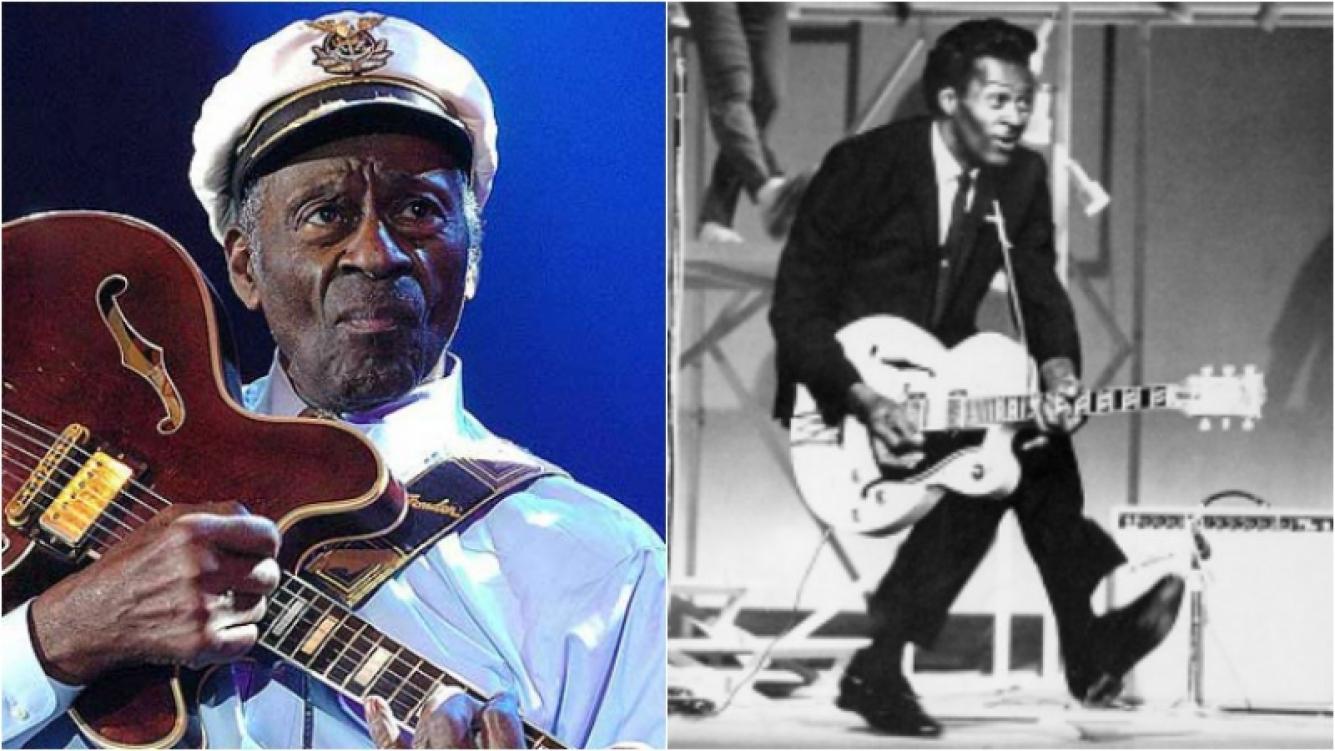 """Murió Chuck Berry, el """"padre fundador"""" del rock & roll, a los 90 años. Foto: Web"""