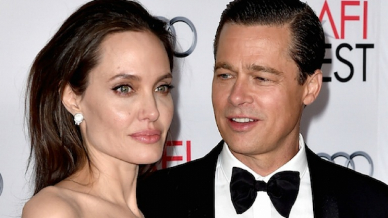 Angelina Jolie y Brad Pitt volvieron a hablarse tras su escandaloso divorcio. Foto: Web