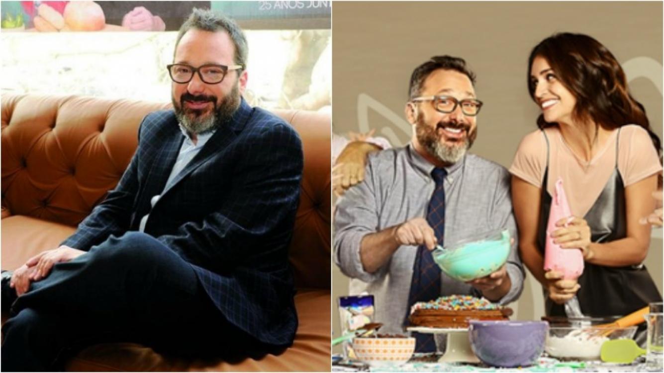 """¡La dieta imposible! Gerardo Rozín contó cómo aumentó de peso por Morfi: """"Me aportó 9 kg que subí en el primer año y no los bajé"""""""