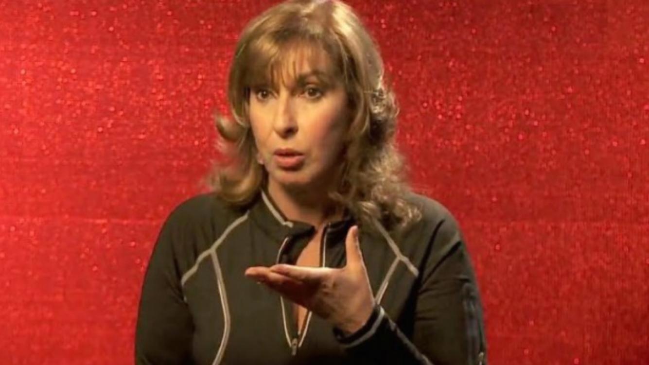 """La polémica frase de Georgina Barbarossa: """"Yo pensaba que iba a tener algún hijo gay porque soy una madre muy fuerte"""""""
