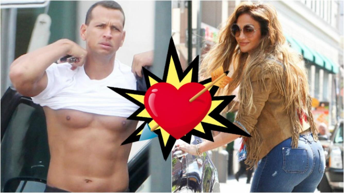 Alex Rodríguez, el nuevo novio de Jennifer Lopez confirmó su romance. Foto: Web