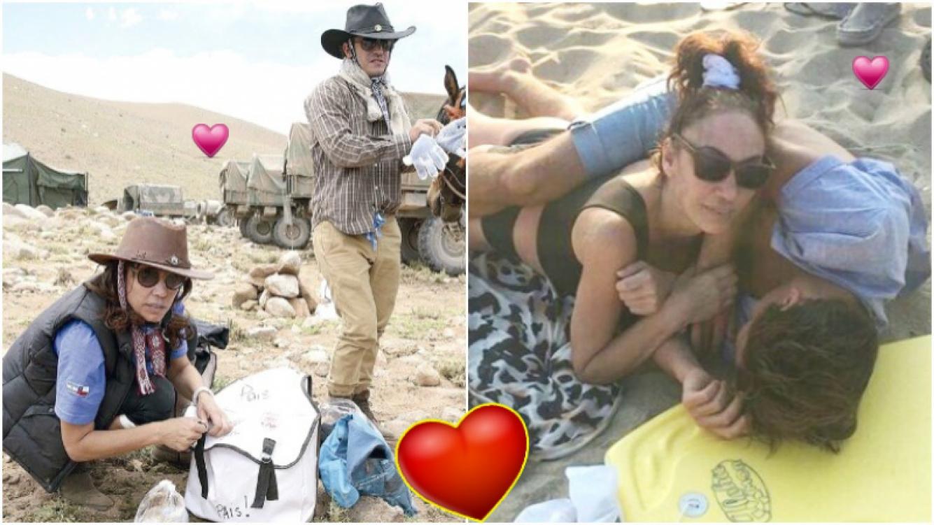 Conocé al nuevo novio de Ernestina Pais (Fotos: revista Gente e Instagram)